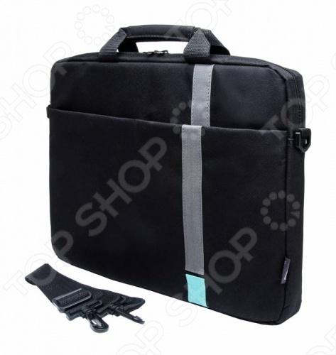 Сумка для ноутбука PC Pet PCP-1001TQ cумка для ноутбука 15 6 pc pet pcp w6715bk чёрный нейлон