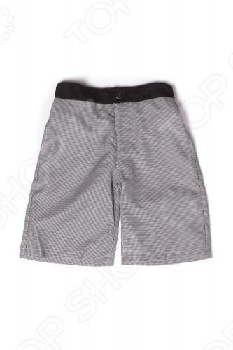 Шорты для мальчиков Шорты детские для мальчика Appaman Riis Swim Trunks. Цвет: серый