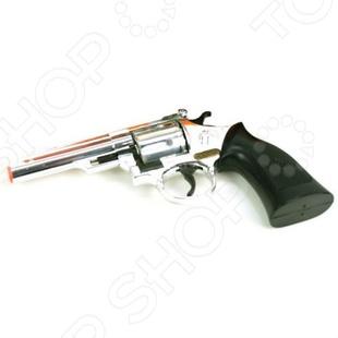 Пистолет Sohni-Wicke Денвер АгентПистолеты<br>Каждый ребенок, в особенности мальчик, хочет получить в подарок крутую пушку, с которой мог бы почувствовать себя настоящим стрелком. Пистолет Sohni-Wicke Денвер Агент идеальная игрушка для детских ролевых игр в полицейского и бандитов . Это крутая пушка изготовленная из пластика выполненная как копия оригинального оружия. Стреляет пистонами, тем самым делая игровой процесс более реалистичным. Перед использованием нужно произвести инструктаж для ребенка. В магазин вмещается до 12 пистонов. Длина оружия: 21 см.<br>