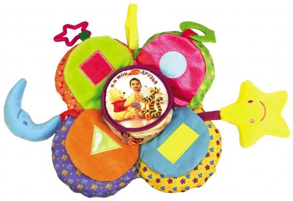 Книжки-игрушки Росмэн 978-5-353-05328-6 Disney. Я и мои друзья