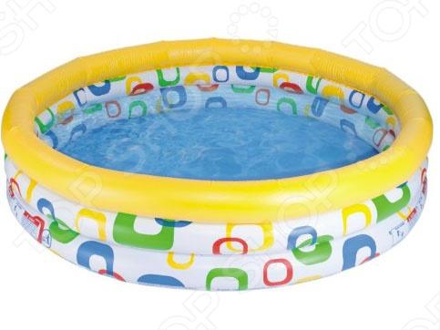 Бассейн надувной Intex 59419 надувной бассейн intex бассейн аквариум 152 56см