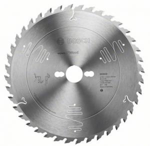 Диск отрезной для циркулярных пил Bosch Expert for Wood 2608642506 диск отрезной для ручных циркулярных пил bosch optiline wood 2608640617