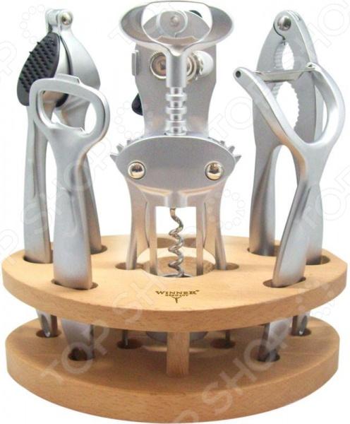Кухонный набор Winner WR-7109 набор столовых приборов winner wr 7001 7 предметов