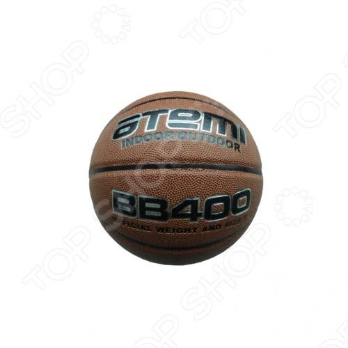 Мяч баскетбольный ATEMI BB400 № 5 Atemi - артикул: 309034