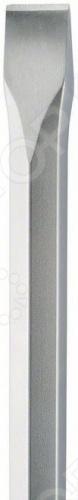 Зубило плоское Bosch 1618600206 представляет собой инструмент с плоским рабочим профилем в форме лопатки, который применяется в работах с плиткой и штукатуркой. Хвостовик 1 8 .