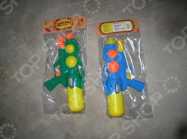 Автомат водный игрушечный Тилибом Т80509. В ассортименте