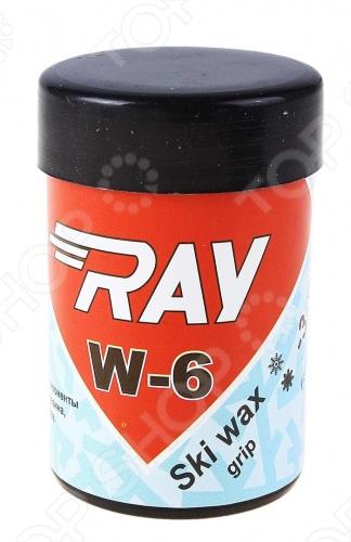 Мазь лыжная синтетическая RAY W-6 Мазь лыжная синтетическая Ray W-6 /