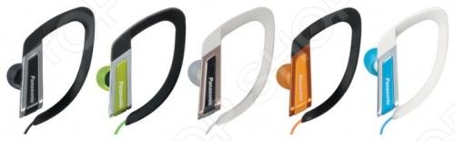 Наушники вставные Panasonic RP-HS200E наушники panasonic rp hf100gc w накладные белый проводные