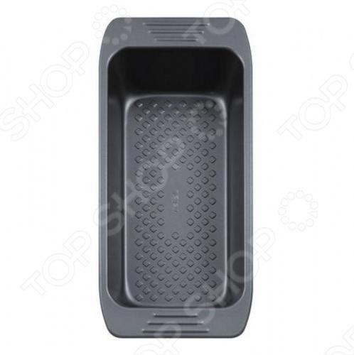 Форма для кекса Tefal EasyGripМеталлические формы для выпечки и запекания<br>Форма для кекса Tefal EasyGrip изготовлена из углеродистой стали, которая прекрасно проводит тепло, позволяет выпечке хорошо подходить и равномерно пропекаться.<br>