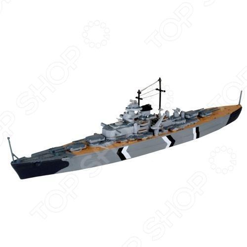 Сборная модель корабля Revell Bismarck