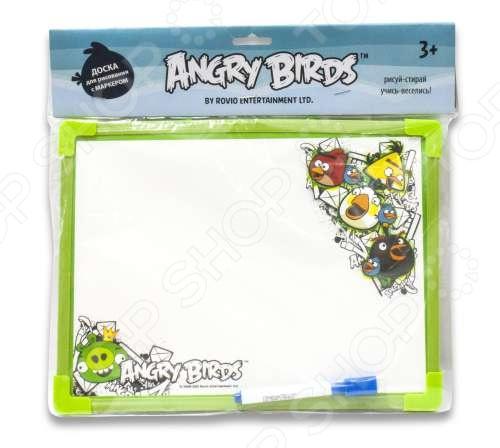 Доска для рисования Angry Birds Т56204