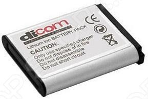фото Аккумулятор для фотокамеры Dicom DS-BN1, Аккумуляторные батареи для фотоаппаратов и видеокамер