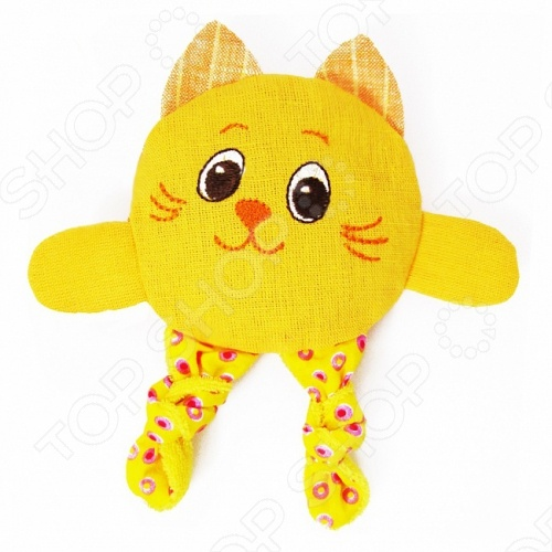 Игрушка развивающая «Доктор Мякиш. Крошка Кот»