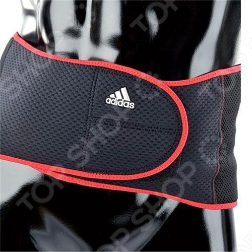 Фиксатор для поясницы AdidasАксессуары для фитнеса<br>Фиксатор для поясницы Adidas - Комбинация сетчатой ткани и неопрена позволяет сделать бандаж, который идеально повторяет анатомию. Каждый элемент линейки бандажей Adidas создан для поддержания суставов и компенсации слабости мягких тканей.<br>