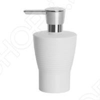 фото Ёмкость для жидкого мыла фарфоровая Spirella OPERA, купить, цена