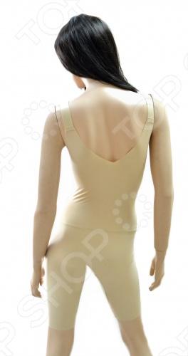 Белье корректирующее Gezatone Slim Shape Bodysuit - весьма грамотное сочетание цены и качества, эстетичности и практичности, созданное специально для вас и вашего дорогого тела! Shape Bodysuit представляет собой корректирующий комбидресс от компании Gezatone телесного цвета. Его элегантность придаст фигуре изящество, подчеркнет округлую форму ягодиц, уменьшит объемы бедер, моментально изменит силуэт, подчеркнет линию талии и очертит форму бюста. Основными преимуществами данной модели стали: уменьшение объемов тела, выравнивание кожного рельефа, устранение эффекта апельсиновой корки , увлажнение кожи, тонизация, повышение упругости и эластичности кожи тела, стройный и изящный силуэт. Порадуйте себя и свое любимое и дорогое тело столь приятным, а главное, полезным подарком, как белье корректирующее Gezatone Slim Shape Bodysuit, которое не только скроет отдельные недостатки фигуры, но и поможет избавиться от лишних килограммов!