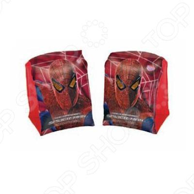 Нарукавники надувные Bestway Spider Man 98001 труборез мегеон 98001