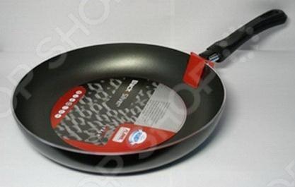 Сковорода Flonal Black&Silver без крышки