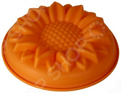 Форма для выпечки силиконовая Regent Ромашка форма для выпечки силиконовая regent золотой шар