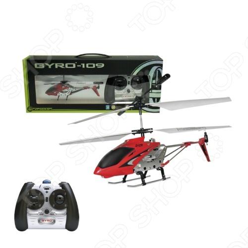 Вертолет 1 Toy Т52819 GYRO-109 игрушка 1toy gyro flex вертолет с гироскопом т57269