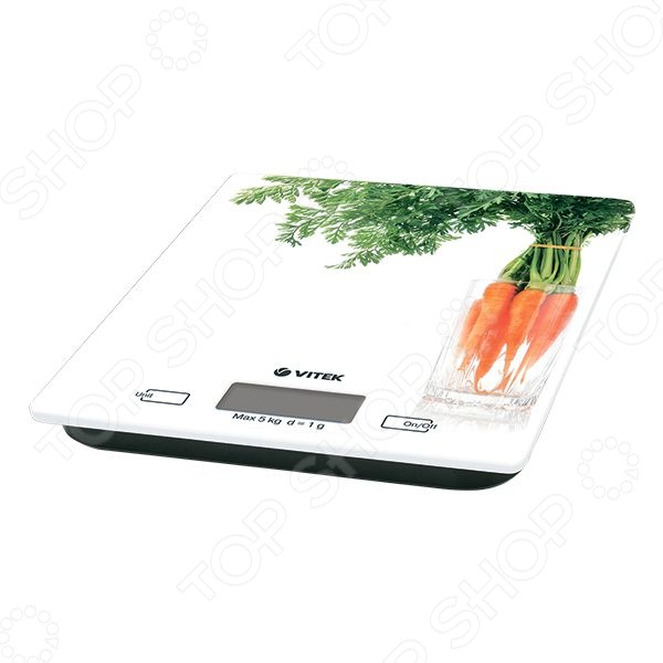 Весы кухонные Vitek VT-2418 W