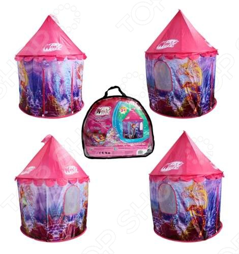 Палатка детская игровая в сумке 1 TOY Т56298