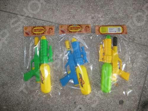 фото Автомат водный игрушечный Тилибом Т80507. В ассортименте, Водные пистолеты