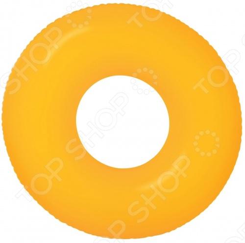 Товар продается в ассортименте. Вид изделия при комплектации заказа зависит от наличия товарного ассортимента на складе. Круг надувной Intex 59262 - это надувной круг, с помощью которого ваш ребенок научится держаться на воде. Он изготовлен из прочного материала, устойчивого к УФ-излучению. В сложенном виде данная модель не занимает много места. Диаметр -91 см.