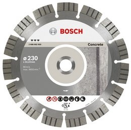 ���� �������� �������� ��� ������� ��������� Bosch Best for Concrete 2608602651