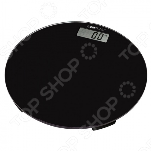 Весы Clatronic PW 3369 clatronic pw 3368 glas напольные весы
