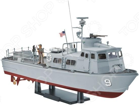 Сборная модель плоскодонного судна Revell US Navy Swift Boat (PCF)