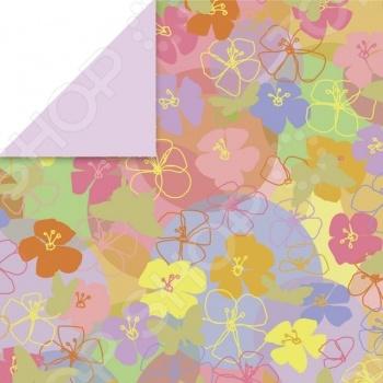фото Бумага для скрапбукинга Rayher «Калейдоскоп цветов», купить, цена