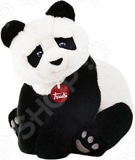 Мягкая игрушка Trudi Панда Кевин мягкие игрушки trudi лайка маркус 34 см