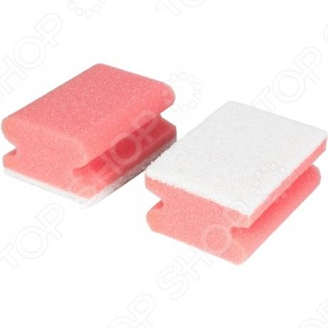 Губки для чистки деликатных поверхностей Leifheit Sensitive