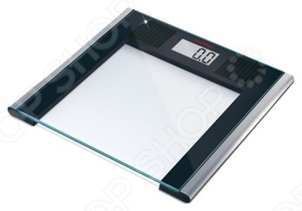 Весы Soehnle 63308 SolarSenseВесы<br>Весы напольные Soehnle 63308 Solar Sense компактные солнечные весы, предназначенные для максимально точного взвешивания массы тела. Модель со стильным дизайном, оснащена стеклянной платформой, функцией автоматического включения и выключения, и LCD-дисплеем для более удобного контроля взвешивания. Максимальная нагрузка на весы до 150 кг. Цена деления: 100 г.<br>
