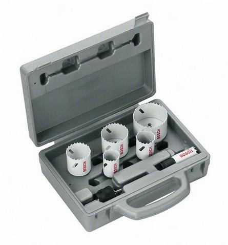 Набор коронок для сантехника Bosch 2608584670