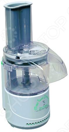 Комбайн кухонный Ves CI 9506Кухонные комбайны<br>Комбайн кухонный Ves CI 9506 поможет вам быстро и аккуратно нарезать, нашинковать или натереть различные ингредиенты. Прибор просто незаменим при приготовлении праздничного стола несколько секунд и салат готов. Различные насадки помогут вам выполнить желаемую нарезку. При помощи данной модели можно нарезать ломтиками, соломкой, а также выполнить крупную или мелкую шинковку. Устройство без труда справится с любыми ингредиентами от сыра до овощей.<br>
