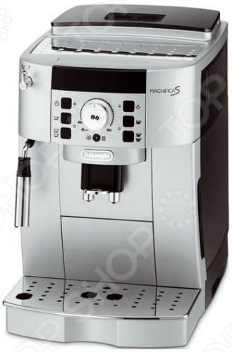 Кофемашина DeLonghi ECAM 22 110 SB кофемашина delonghi dinamica ecam 350 15 b