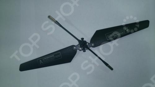 Балансир и верхние лопасти в сборе для вертолета GYRO vs Gun 1 TOY Т55524 запасная часть для игрушечного вертолета. Зачем покупать новую игрушку из-за одной поломки, когда можно заменить неисправную деталь. Сделано специально для модели GYRO vs Gun.
