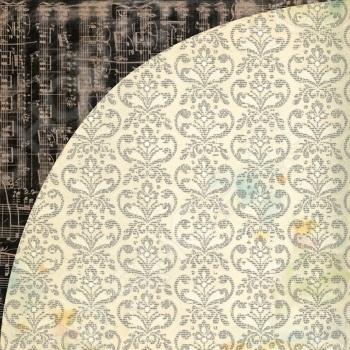 фото Бумага для скрапбукинга двусторонняя Basic Grey Avalon, купить, цена
