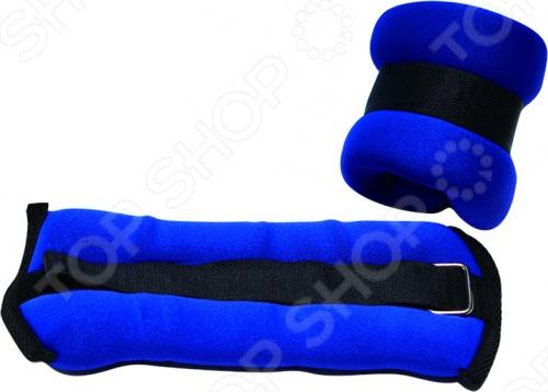 Утяжелители Iron Master IR97813 пригодятся для дополнительной нагрузки на руки и ноги во время тренировок. Регулируются по длине. Изготовлены из высококачественного прочного неопрена покрытого мягкой тканью. Внутри металлическая крошка. 2 штуки по 500 грамм.