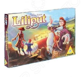 Игра настольная Piatnik «Лилипут» настольная игра для вечеринки piatnik тик так бумм вечеринка 737497