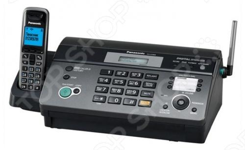 Факс Panasonic KX-FC968RU факс panasonic kx ft988rub