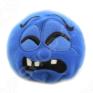Мягкая игрушка интерактивная Woody O\'Time «Смайл» Игрушка плюшевая интерактивная Woody O\'Time «Смайл» /Синий