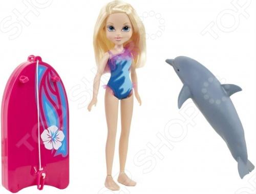 Кукла Moxie Эйвери с плавающим дельфином