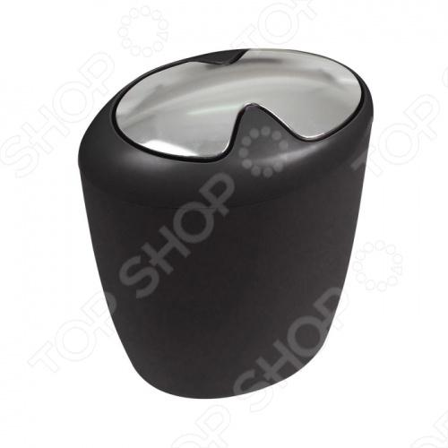 Ведро для мусора Spirella ETNA изготовлено из высококачественной пластмассы. Оснащено поворотной крышкой, которая открывается легким нажатием руки, а после сама возвращается в исходное положение. Верхняя часть ведра является съемной, что позволяет извлекать накопившийся мусор без особых проблем. Благодаря универсальной расцветке и небольшим размерам впишется в интерьер любого помещения.