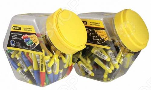 Маркеры STANLEY MINI разных цветов - артикул: 160752
