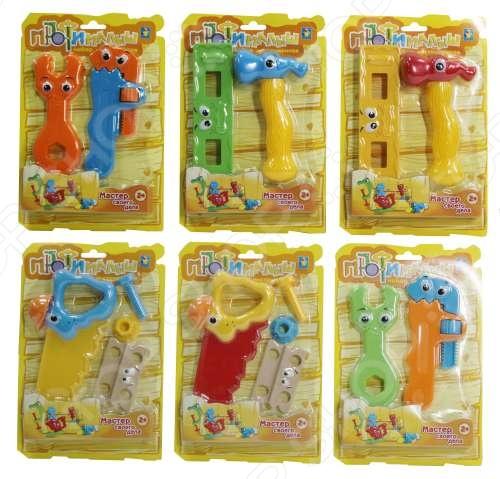 Набор инструментов столярных 1 Toy «Малыш-Профи». В ассортименте Набор инструментов столярных 1 Toy «Малыш-Профи» /