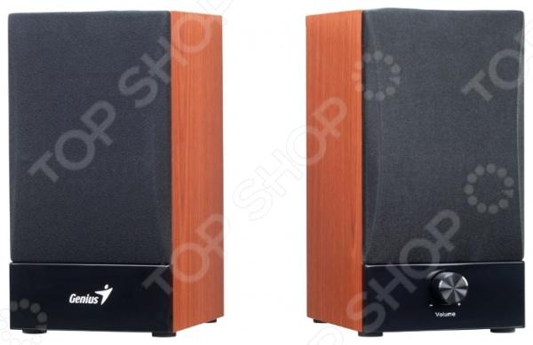 фото Колонки Genius SP-HF360B, Компьютерные колонки и акустические системы