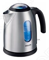 Чайник Philips HD4667/20 чайник philips hd 9323 40 2200вт 1 7л сталь сиренево черный